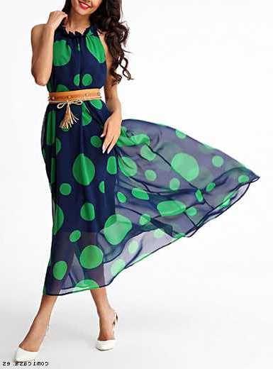 azul marino con verde