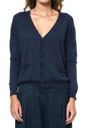 sueter sweter jersey azul marino