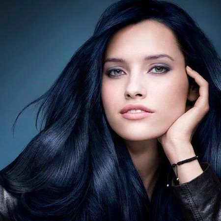 cabelllo azul marino