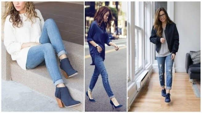 225a6fd13e9 ▷ Cómo Combinar Zapatos de Hombre o Mujer   Azul Marino