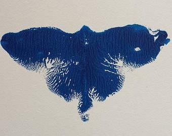 significado del azul marino psicologia