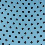 Como forrar una caja con telas azules